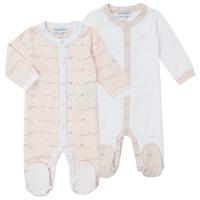 material Girl Sleepsuits Emporio Armani Alec Pink
