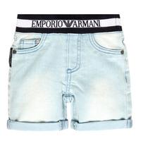 material Boy Shorts / Bermudas Emporio Armani Ariel Blue