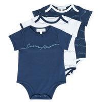 material Boy Sleepsuits Emporio Armani Andrew Marine