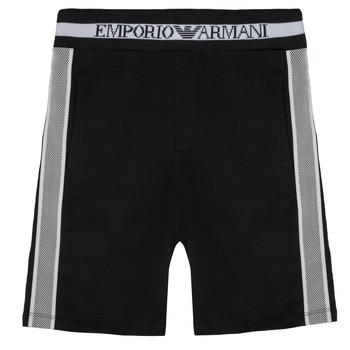 material Boy Shorts / Bermudas Emporio Armani Aubert Black
