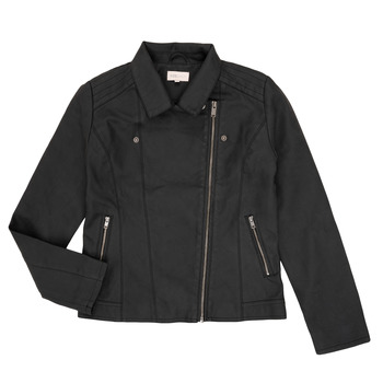 material Girl Leather jackets / Imitation leather Only KONCARLA Black