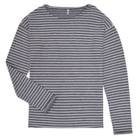 material Girl Long sleeved shirts Only KONNELLY White / Marine