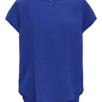 material Girl Blouses Only KONVICTORIA Marine