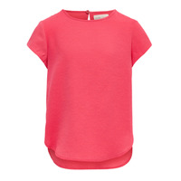 material Girl Blouses Only KONVICTORIA Red
