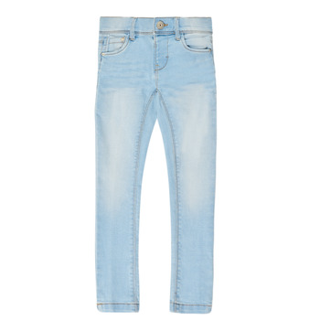 material Girl slim jeans Name it NMFPOLLY DNMCILLE Blue