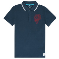 material Boy short-sleeved polo shirts Name it NKMTOSLILA Marine