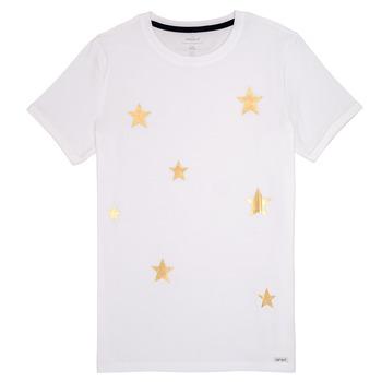 material Girl short-sleeved t-shirts Name it NKFBONITA Pink