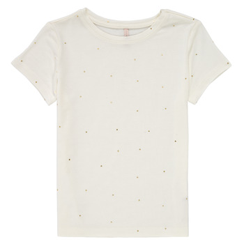 material Girl short-sleeved t-shirts Name it NKFTARINA White