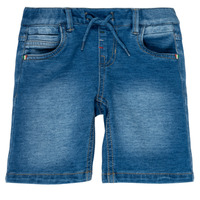material Boy Shorts / Bermudas Name it NMMRYAN Blue