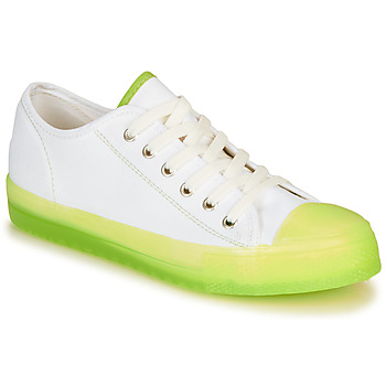 Shoes Women Low top trainers André HAIZEA Green