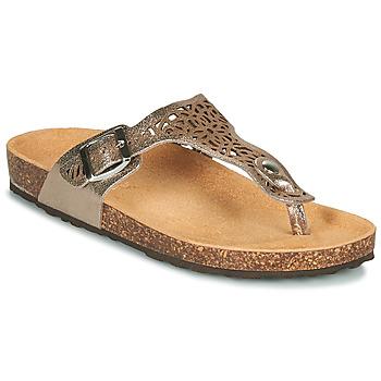 Shoes Women Sandals André RILA Gold