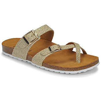 Shoes Women Sandals André REJANE Gold