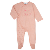 material Girl Sleepsuits Noukie's ADAM Pink