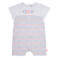 material Children Jumpsuits / Dungarees Noukie's NOLAN Multicolour