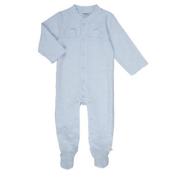 material Boy Sleepsuits Noukie's ESTEBAN Blue