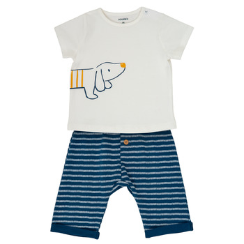 material Boy Sets & Outfits Noukie's MALO White