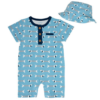 material Boy Sets & Outfits Noukie's BENJAMIN Blue