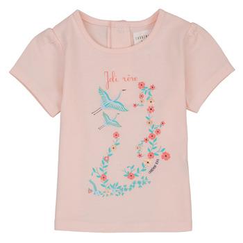 material Girl short-sleeved t-shirts Carrément Beau NOLAN Pink