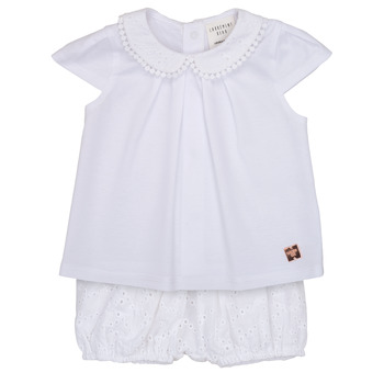 material Girl Sets & Outfits Carrément Beau LORELLI White