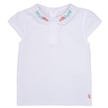 material Girl short-sleeved t-shirts Carrément Beau JULIEN White