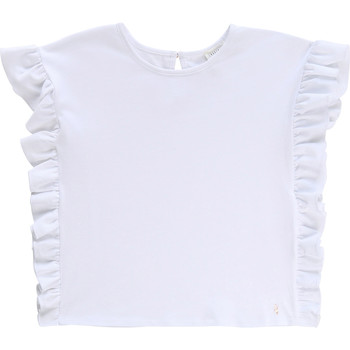 material Girl short-sleeved t-shirts Carrément Beau CELESTIN White
