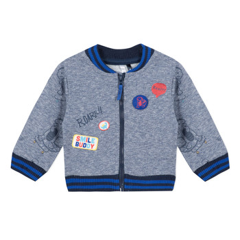 material Boy sweaters 3 Pommes VALENTIN Blue