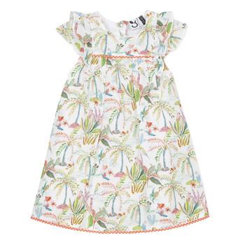 material Girl Short Dresses 3 Pommes SANDRINE White