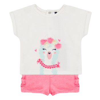 material Girl Sets & Outfits 3 Pommes JULIEN Pink