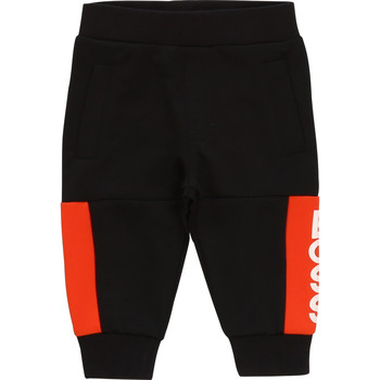 material Boy Tracksuit bottoms BOSS MEYLAO Black
