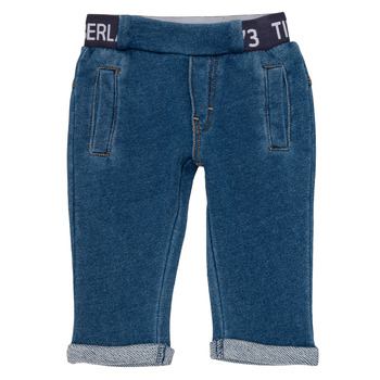 material Boy 5-pocket trousers Timberland VALENTIN Blue
