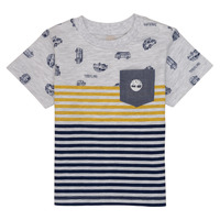 material Boy short-sleeved t-shirts Timberland EVAN Multicolour