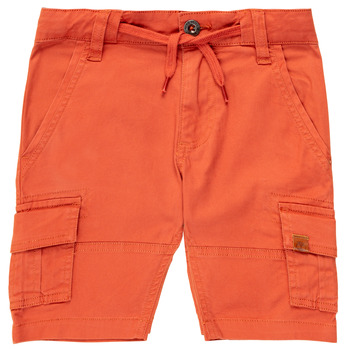 material Boy Shorts / Bermudas Timberland TIMEO Red