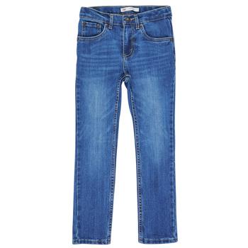 material Boy Skinny jeans Levi's 510 BI-STRETCH Blue