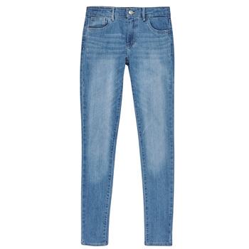 material Girl Skinny jeans Levi's 710 SUPER SKINNY Blue