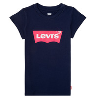 material Girl short-sleeved t-shirts Levi's BATWING TEE Marine