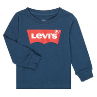 material Boy Long sleeved shirts Levi's BATWING TEE LS Marine