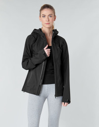 material Women Jackets adidas Performance W PARLEY 3L JKT Black