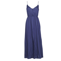 material Women Long Dresses Betty London MELLE Marine