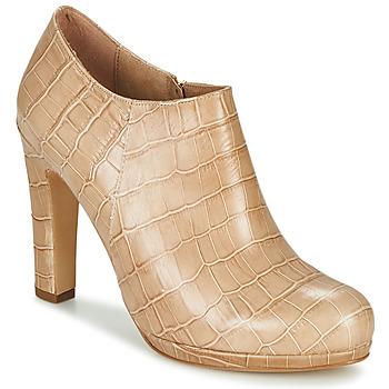 Shoes Women Low boots Fericelli OMBRETTA Beige