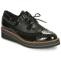 Shoes Women Derby shoes Philippe Morvan DARIX2 V1 VERNIS NOIR DALLAS Black