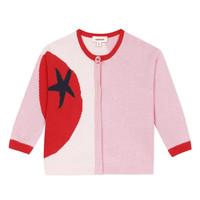 material Girl Jackets / Cardigans Catimini LIANA Pink