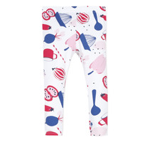 material Girl leggings Catimini LEONTINE White