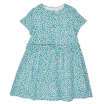 material Girl Short Dresses Catimini ELLA Green / Blue