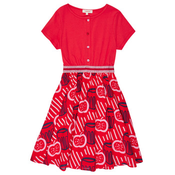 material Girl Short Dresses Catimini MANOA Red