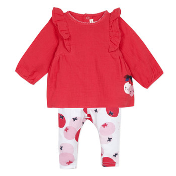material Girl Sets & Outfits Catimini TAHYS Red