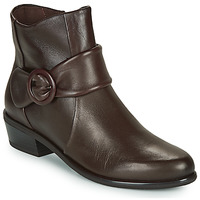 Shoes Women Mid boots Caprice LINTINE Brown