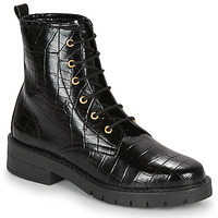 Shoes Women Mid boots André NAGAMMA Black
