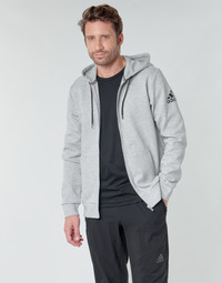 material Men sweaters adidas Performance M MH Plain FZ Grey