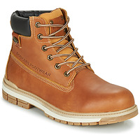Shoes Men Mid boots Dockers by Gerli JAYLILAI Brown