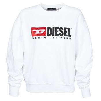material Women sweaters Diesel F-ARAP White